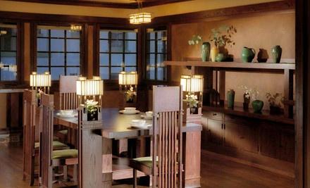 The Westcott House Foundation - Frank Lloyd Wrights Westcott House in Springfield