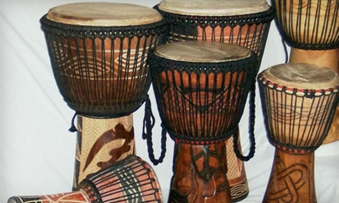 Explorers Percussion - West Waldo: $20 for Two One-Hour Hand-Percussion Group Lessons at Explorers Percussion ($50 Value)