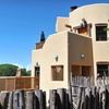 Pueblo-Revival Hacienda Near Bustling Historic District