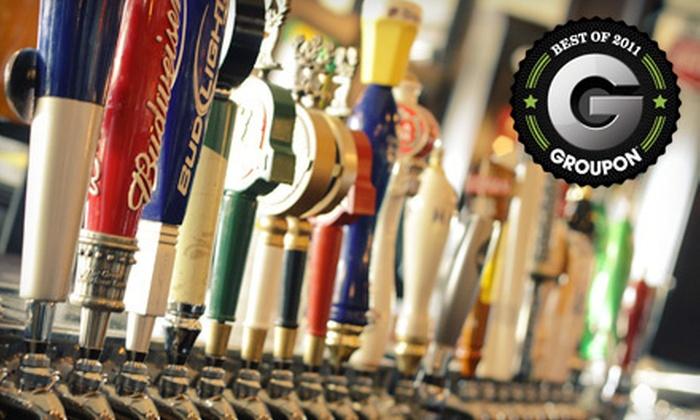The Druid Irish Pub and Restaurant - Oliver: $25 for $50 Worth of Irish Pub Fare at The Druid Irish Pub and Restaurant