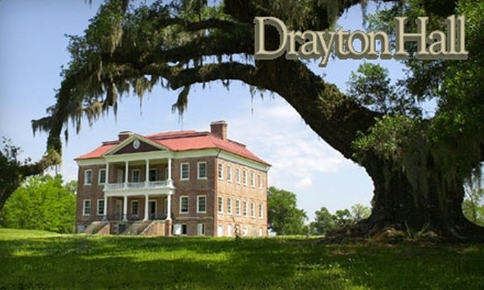 Drayton Hall - Charleston: $19 for a One-Year Membership to Drayton Hall