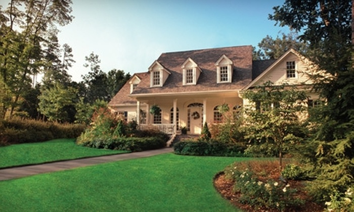 Lawn Doctor of Birmingham - Hoover: $29 for a Full-Lawn Fertilization and Weed Treatment from Lawn Doctor of Birmingham ($61 Value)