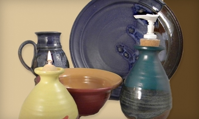 Pottery Rowe - Clifton: $10 for $20 Worth of Fine Pottery at Pottery Rowe