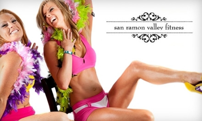 San Ramon Valley Fitness - Danville: $30 for 10 Fitness Classes at San Ramon Valley Fitness