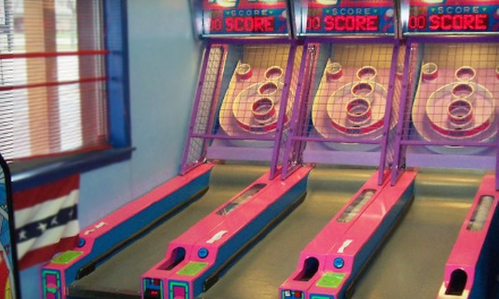 County Fair Fun Company - Brandon: $10 for $20 Worth of Bumper Cars, Arcade Games, and Other Family-Friendly Attractions at the County Fair Fun Company