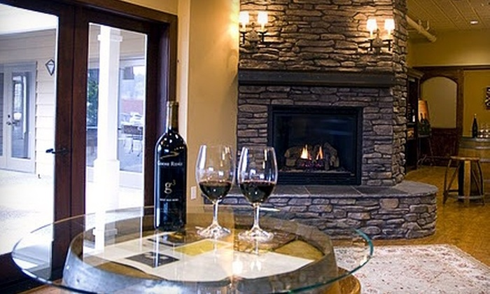Goose Ridge Vineyard & Estate Winery - Woodinville: $19 for a Tasting for Two and $25 Toward a Bottle of Wine at Goose Ridge Vineyard & Estate Winery in Woodinville ($45 Value)
