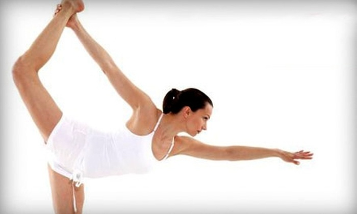 Pure Yoga Pilates Studio - Wilmington: Drop-in Yoga or Pilates Pilates Classes. Two Options Available.