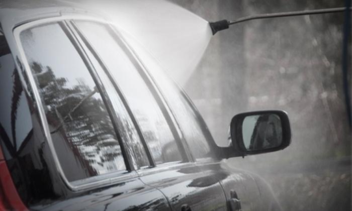 Simoniz Car Wash - Multiple Locations: $15 for The Best Car Wash at Simoniz Car Wash ($29.99 Value). Four Locations Available.