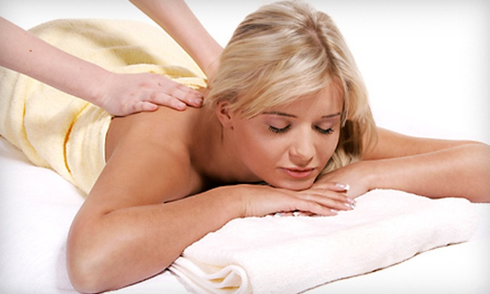 Hands On Therapeutic Massage - East Windsor: $30 for One-Hour Swedish or Deep-Tissue Massage at Hands On Therapeutic Massage, in East Windsor