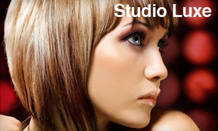 Studio Luxe Salon - Stow: $30 for $60 Worth of Salon Services at Studio Luxe Salon