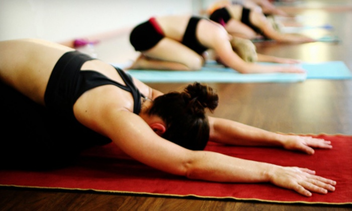 Akasha Yoga - Vacaville: $39 for a 10-Class Punch Pass with Yoga Mat to Akasha Yoga in Vacaville