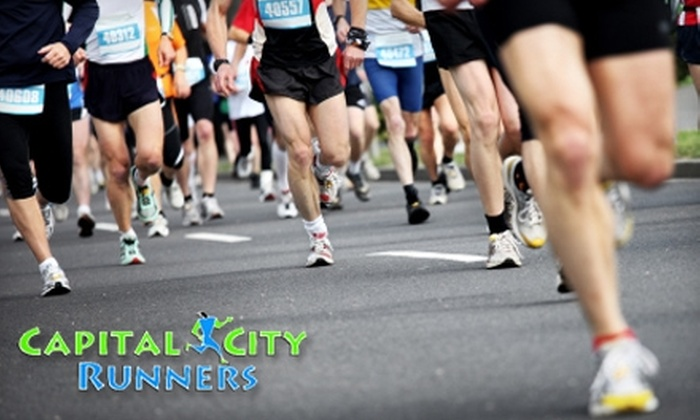Capital City Runners - Glenview-Pinegrove: $25 for $50 Worth of Athletic Apparel, Shoes, and Running Equipment at Capital City Runners