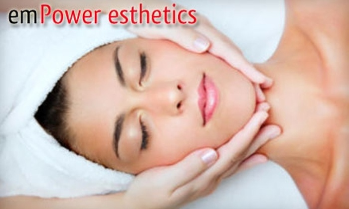 EmPower Esthetics - Central Omaha: $30 for $65 Worth of Skincare Services at EmPower Esthetics