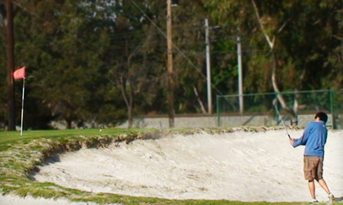 Long Beach Golf Learning Center - Long Beach: $17 for Golf Practice for Two at Long Beach Golf Learning Center (Up to $35 Value)