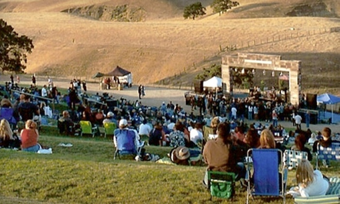 Hollister Concerts - Hollister: $7 for One Ticket to the Great Freedom Concert at Hollister Concerts on the Green at Peppertree Ranch ($15 Value)