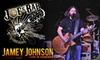 Joe's Bar on Weed St. - Near North Side: $12 for a Ticket to August 12 Concert Featuring Jamey Johnson at Joe's Bar ($25 Value)