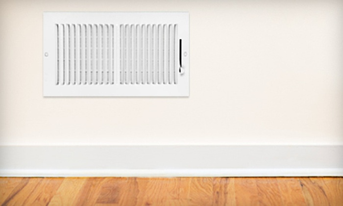 Affordable Air Duct Cleaners - Affordable Air Duct Cleaners: Air-Duct-Cleaning Package for 7 or 12 Vents or Dryer-Vent Cleaning from Affordable Air Duct Cleaners (Up to 68% Off)