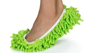 Microfiber Chenille Mop Slippers
