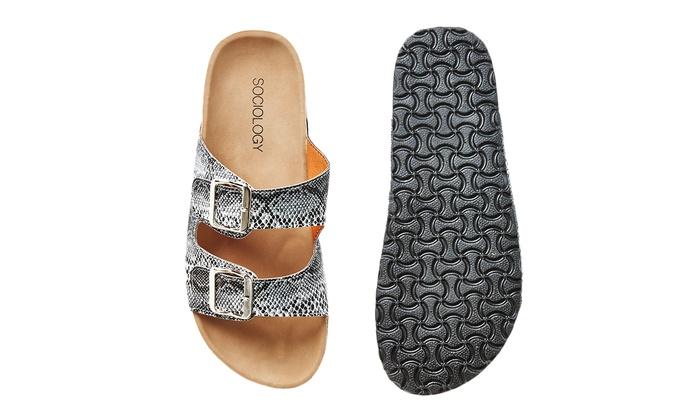 Sociology Women Shoes