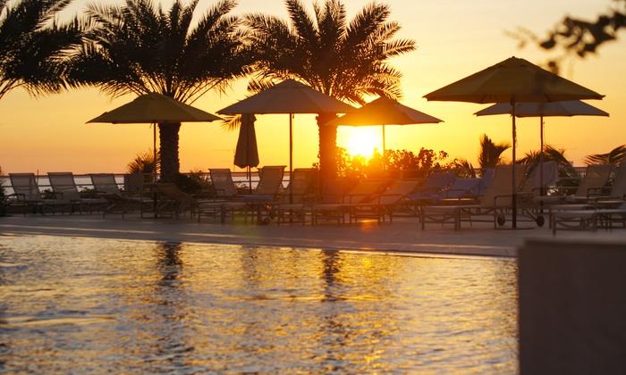 Отличный отель для семейного отдыха в ОАЭ!