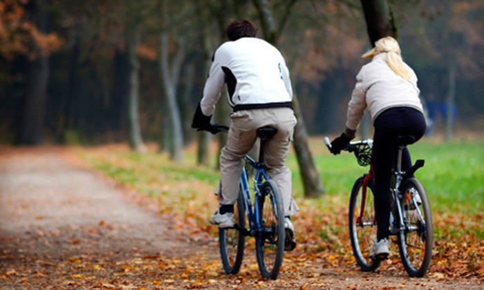 Trail's End Cycling Co - Purcellville Mills: $99 for a Fall Foliage Guided Bike Tour with Lunch for Two from Trail's End Cycling Co ($200 Value)