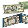 Babe Ruth Colorized $2 Bill