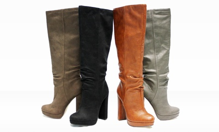 Michael Antonio Women's Baldwin Boots. Four Styles Available. Free Returns.