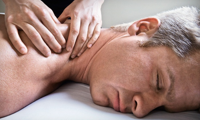 Jacobsen Chiropractic - Lake Orion: $59 for a Spinal-Decompression Program with Three Treatment Sessions and Massages at Jacobsen Chiropractic ($295 Value)