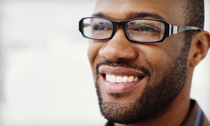 Vision Express - Brampton: $150 Toward Prescription Eyewear with Optional Eye Exam and Consultation at Vision Express