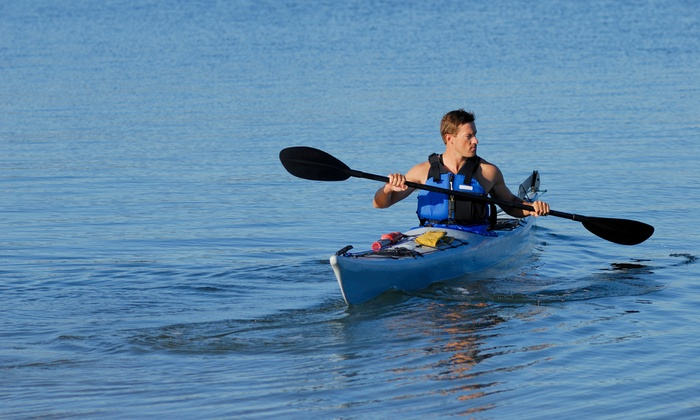 Relaxed Kayaks: Kayak Tour for One, Two, or Four or 2-Hour Paddleboard Rental at Relaxed Kayaks (Up to 51% Off)