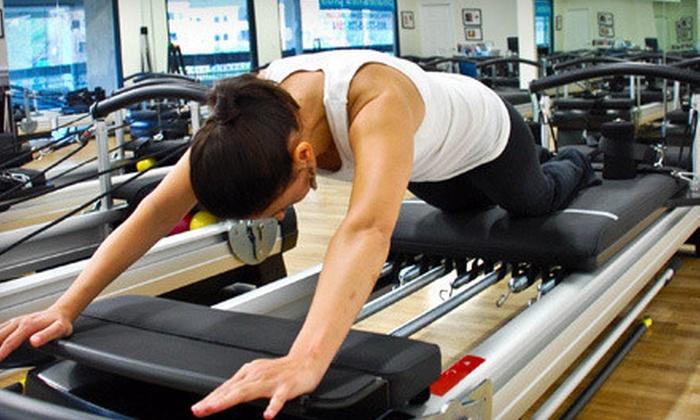 Pilates Plus Westlake Village - Westlake Village: 10 Cycling, Gym XT, or Mat Classes, or 6 or 12 SPX Classes at Pilates Plus Westlake Village (Up to 73% Off)