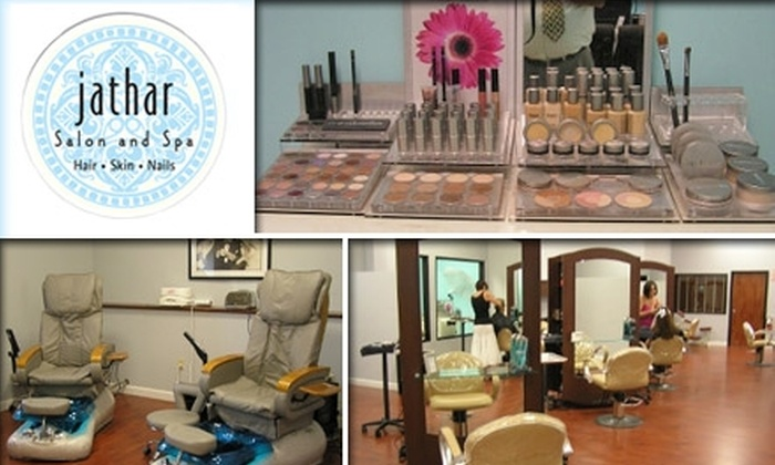 Jathar Salon and Spa  - Warrendale: $60 for $125 Toward Any Service at Jathar Salon and Spa