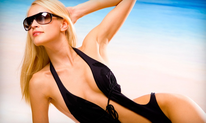 Copper Zone Tanning - Southern Park Mall: Six, 10, or 16 Tanning Credits at Copper Zone Tanning