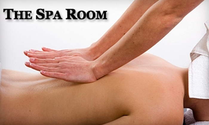The Spa Room - Van Ness - Forest Hills: $76 for a Spa and Massage Package at The Spa Room ($165 Value)