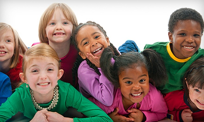 Creative Kids Learning Center - Multiple Locations: 6 or 10 Days of Childcare at Creative Kids Learning Center