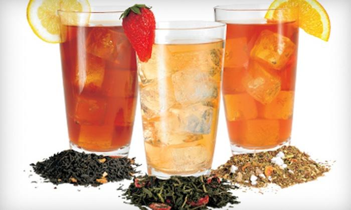 Teaopia - Multiple Locations: $7 for $15 Worth of Loose-Leaf Tea, Drinks, and Teaware at Teaopia