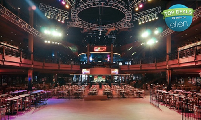 Wildhorse Saloon - Downtown Nashville: $6 for a Live-Music Outing for Two at the Wildhorse Saloon ($12 Value)