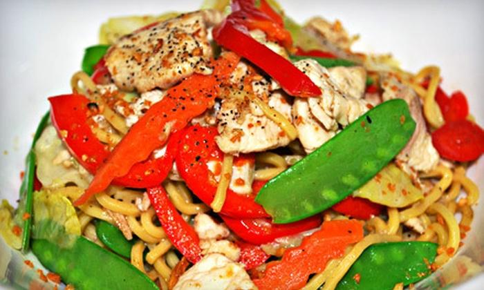 KetMoRee Thai Restaurant & Bar - KetMoRee: $10 for $20 Worth of Pan Asian Fare at Red 88 Noodle Bar in Davis