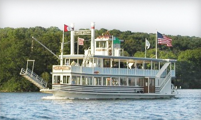 Lake Geneva Cruise Line - Lake Geneva: Two Tickets for a Cruise from Lake Geneva Cruise Line. Two Options Available.