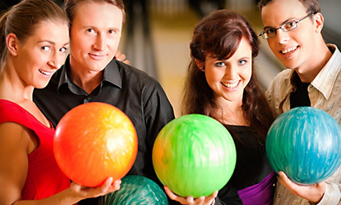 Vantage Bowling Centers - Multiple Locations: Bowling Outing for Six at Vantage Bowling Centers (Up to 60% Off). Two Options Available.