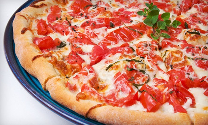 CravePizza - Mount Prospect: $10 for $20 Worth of Pizza, Burgers, and Sandwiches at CravePizza in Mount Prospect