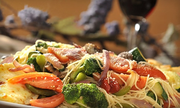 Monte Cello's - Etna - Sharpsburg: $12 for $24 Worth of Italian Fare at Monte Cello's in Etna