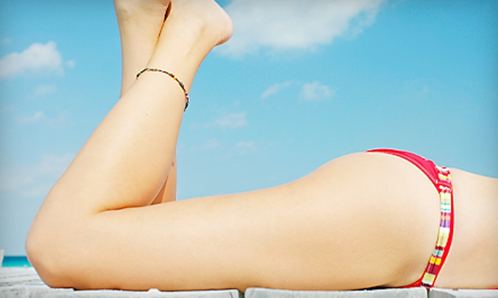 NY Vascular Laser Center - Upper East Side: One or Two Spider-Vein Sclerotherapy Treatments with Free Consultation at NY Vascular Laser Center (Up to 69% Off)