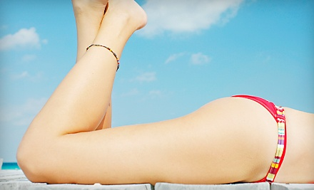 1 Spider-Vein Sclerotherapy Treatment Session ($400) & Free Vein Consultation - NY Vascular Laser Center in Manhattan