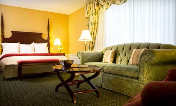 Seaview Resort - Galloway: $124 for a One-Night Stay and $25 Resort Credit at Seaview Resort in Galloway