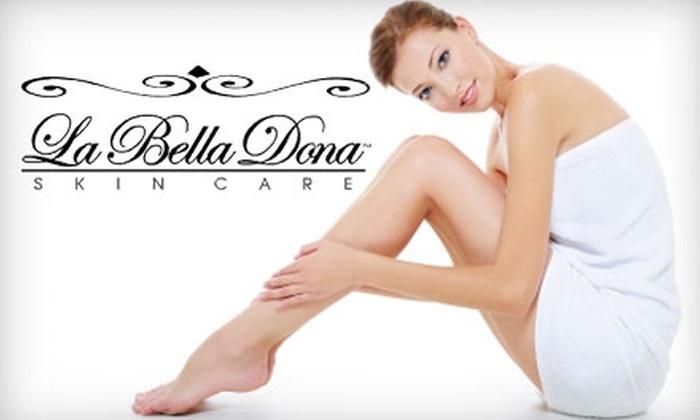 La Bella Dona Skincare - Midlothian: Laser Hair Removal at La Bella Dona Skin Care. Choose Between Two Treatment Options.