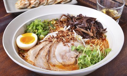 5% Cash Back at Pao Jao Dumpling & Ramen