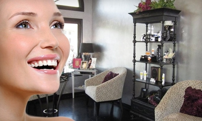 The Skin Boutique - Tulsa: $122 for Facial and Deep-Tissue Massage with Hot Stones at The Skin Boutique ($245 Value)