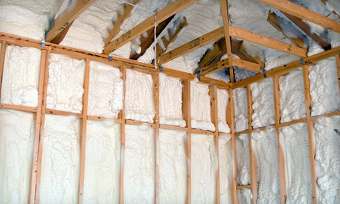 Enertek Efficiency Services - Amarillo: Ceiling, Attic, or Wall Insulation from Enertek Efficiency Services (Up to 80% Off)
