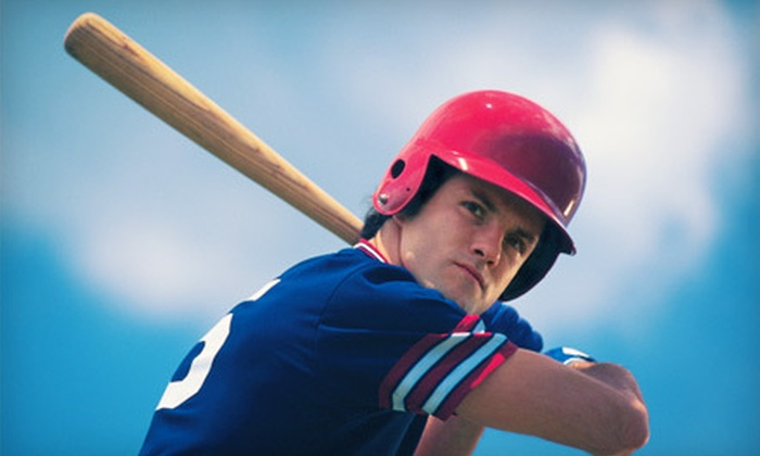 Long Island Athletics Baseball - East Meadow: Two or Four 60-Minute Batting or Pitching Clinics from Long Island Athletics Baseball in East Meadow (Up to 65% Off)
